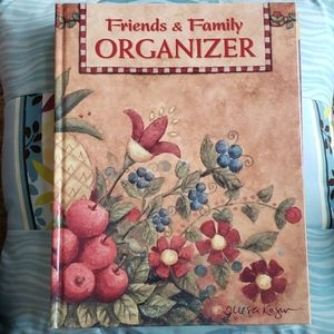 Organizer, friends and family